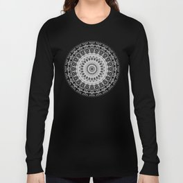 Mandala blast Long Sleeve T-shirt