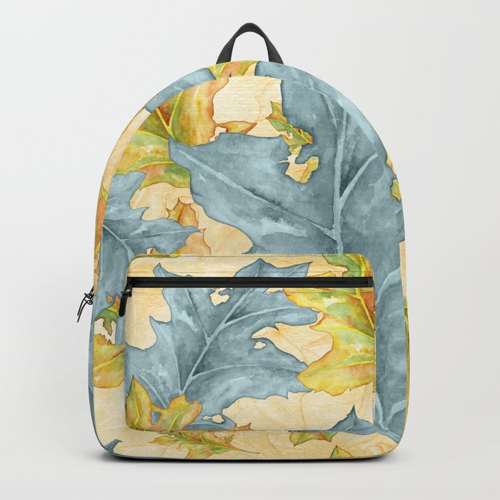 Autumn leaves #26 Backpack