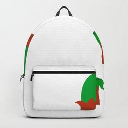 Herren Opa Elf Partnerlook Familien Outfit Weihnachten Backpack