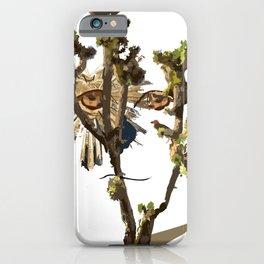 Tree People -Joshua iPhone Case