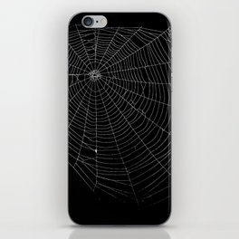 Spiders Web iPhone Skin