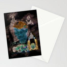 Jutta Kleinschmidt Stationery Cards