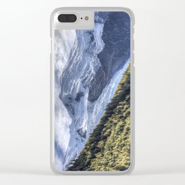 Mont Blanc Clear iPhone Case