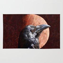 Crow Moon II Rug