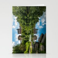 central park Stationery Cards featuring Central Park by hannes cmarits (hannes61)