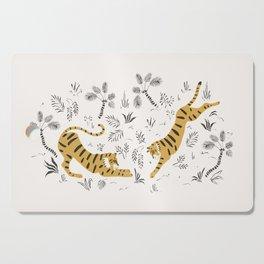Tiger Dive Cutting Board
