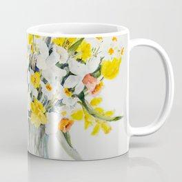 Mary's Daffodils Coffee Mug