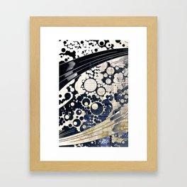 BK ASBSTRAKT 2 Framed Art Print