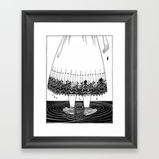 Dirty Hands and Dirty Knees Framed Art Print