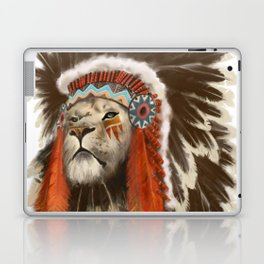 Lion Chief Laptop & iPad Skin