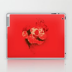 The Red Knight (Red Version) Laptop & iPad Skin
