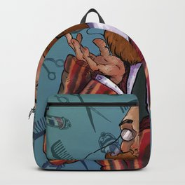 Leopold Beardsley III Backpack