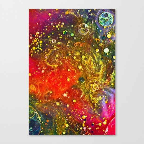 Space 4 Canvas Print