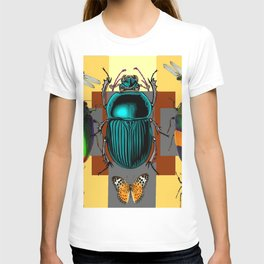 BUGGY INSECT LOVERS ART T-shirt