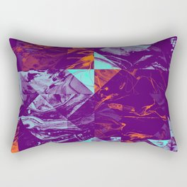 Geometric XXXI Rectangular Pillow