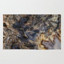 Rabbit Agate Rug