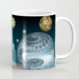 To The Moon And Beyond Coffee Mug