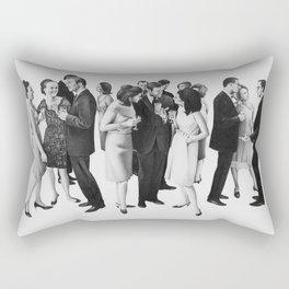 the cold war Rectangular Pillow
