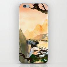 Wild Mountain iPhone Skin