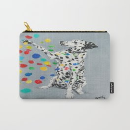 Dalmatian Carry-All Pouch