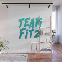 Team Fitz Wall Mural