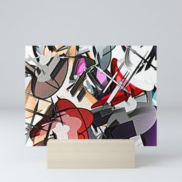 Which Way to Go Mini Art Print