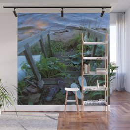 Stairway to Summer Wall Mural