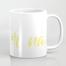 SKAM - Isak Valtersen - Livet er nå//Life is now Coffee Mug