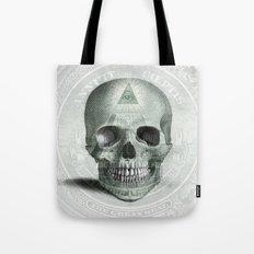 Eye on the Skull Tote Bag