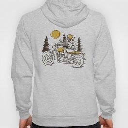 Classic Biker Hoody