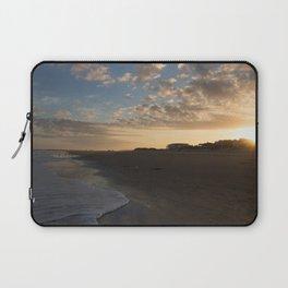Tybee Island Sunset Laptop Sleeve