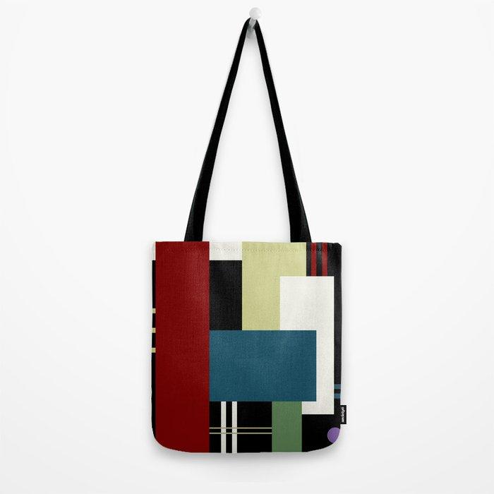 GEOMETRIC ABSTRACT Tote Bag