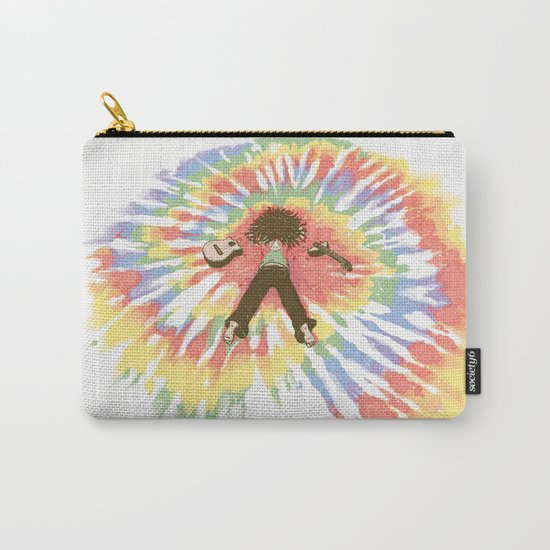 Tie Die Carry-All Pouch
