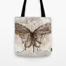 Fly like a Butterfly Tote Bag
