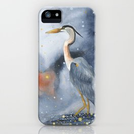 Wading in the Wonderland iPhone Case