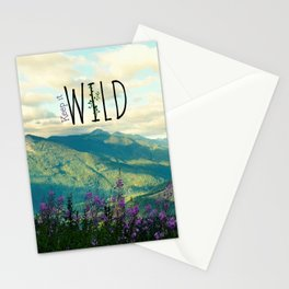 Keep It Wild Stationery Cards