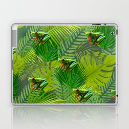 Frog Forest Laptop & iPad Skin