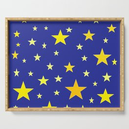 Star Spangled Serving Tray