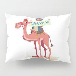 Egyptian Camel Pillow Sham
