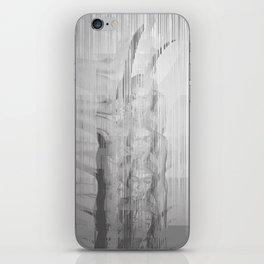Bunny Girl Glitch iPhone Skin