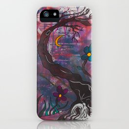 Cool Nights iPhone Case