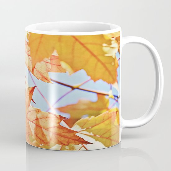 Fall Color Mug