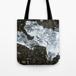 Ice Diamond Tote Bag