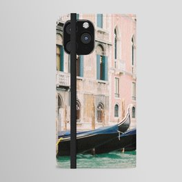 venice canals iPhone Wallet Case