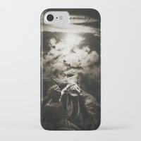 warrior iPhone & iPod Cases featuring Warrior by Armine Nersisian