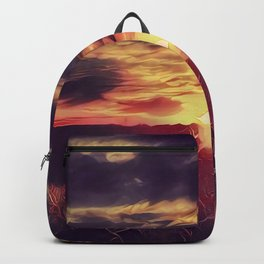 Here Comes The Sun - Graphic 2 Backpack