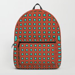 Cavalcade Pattern Backpack