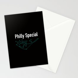 Philly Special Stationery Cards