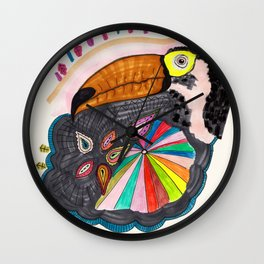 Two Can Dream Wall Clock