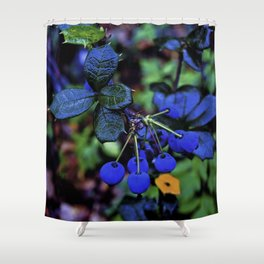 Exotic fruit and rich. Shower Curtain